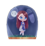 Starry Containment  Chibi Prize