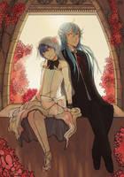 Yami and Saru for desubunny