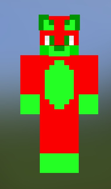 Look for me in Minecraft by 0O0W0O0