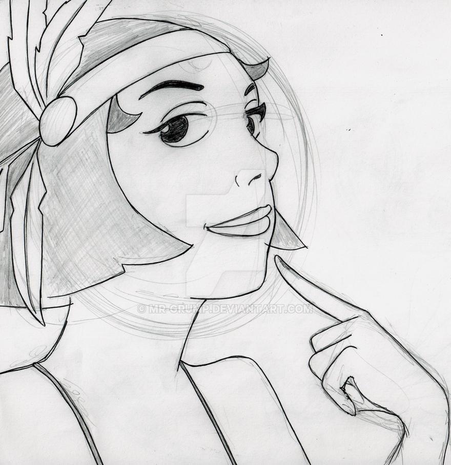 Flapper by mr-grump