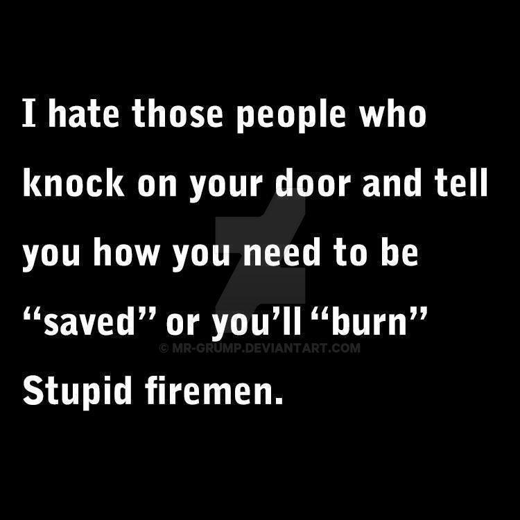 Silly firemen by mr-grump