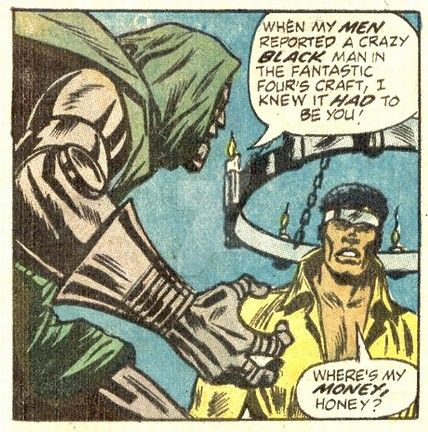 Favorite Luke Cage Moments by mr-grump