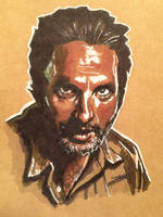Rick Grimes by Pieohpah69