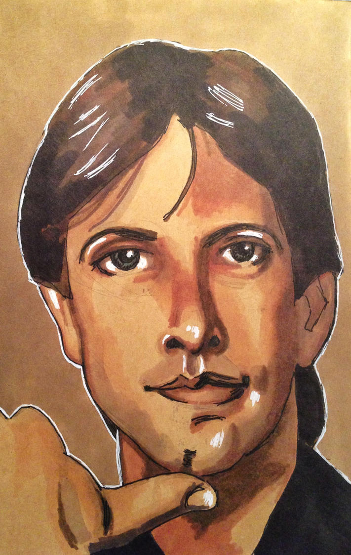 Clive Barker by Pieohpah69