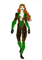 Poison Ivy Redesign Part 2 by Comicbookguy54321