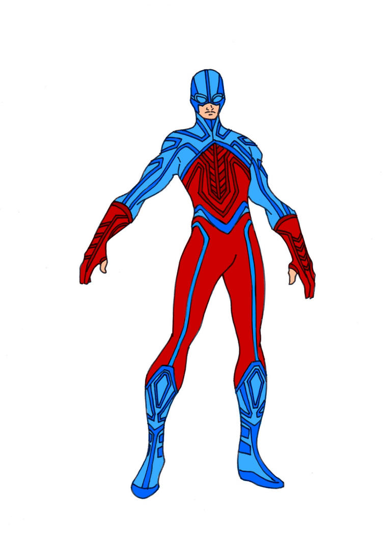 Atom Redesign by Comicbookguy54321