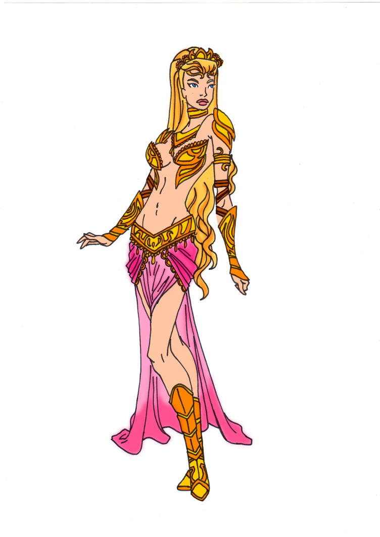 aphrodite goddess of love by comicbookguy54321 on