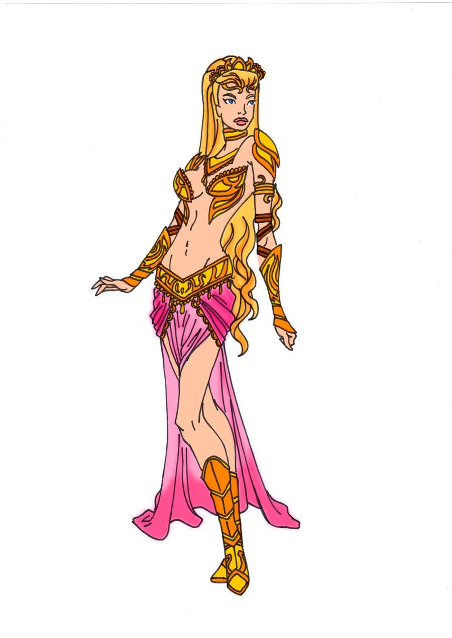 Hera Greek Goddess Cartoon Aphrodite - goddess of love!