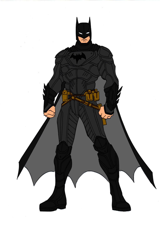 Batman~ Gotham Uprising by Comicbookguy54321