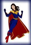 Request~Superwoman (Lois Lane)