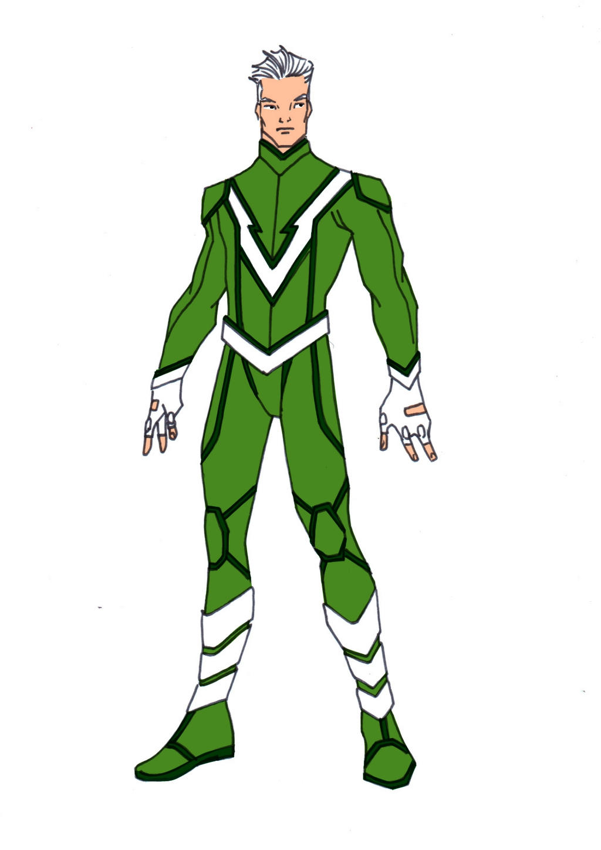 Quicksilver Redesign! by Comicbookguy54321
