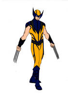 Wolverine Redesign! by Comicbookguy54321