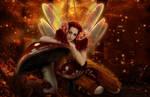 Nos Calan Gaeaf The Autumn Harvest Fairy