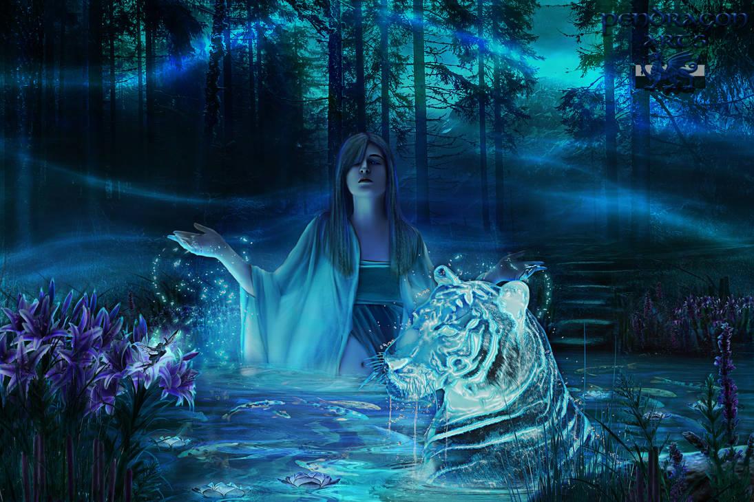 Spirit of My Spirit by Pendragon-Arts