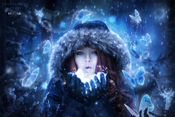 Winter Magic by PendragonArts-GEA