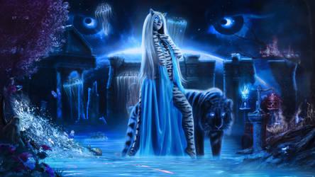 VyGhraMunju Goddess of Balance