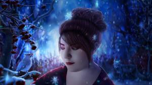 Winterberry by Pendragon-Arts
