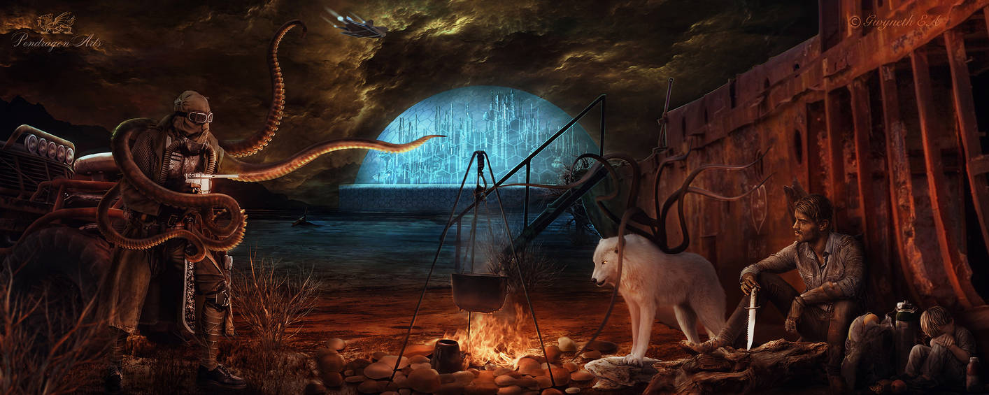 Build That Wall! by PendragonArts-GEA