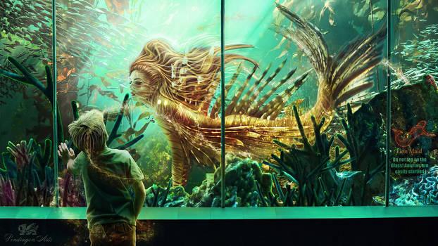 The Lionmaid Exhibit