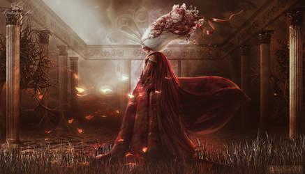 Cinnabar-The Last Tree by PendragonArts-GEA