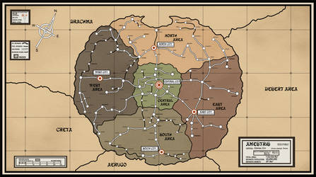 Amestris Road Map
