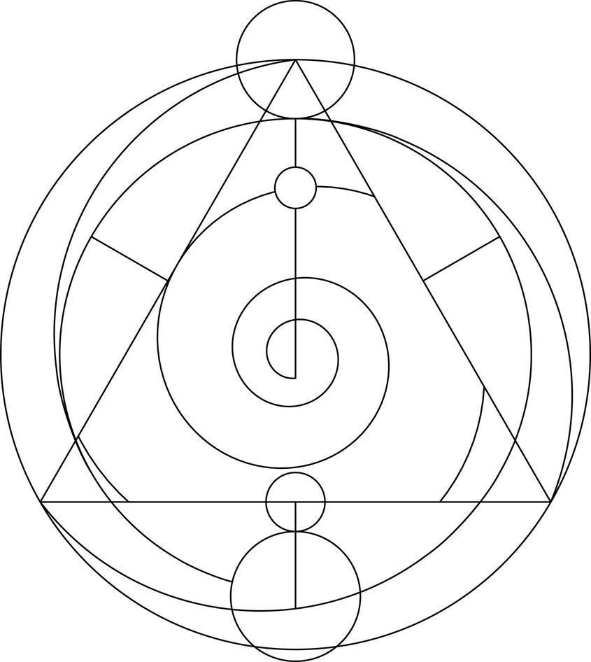 03 - Earrings circle by PosterMasterChef