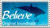 Believe OST - Stamp