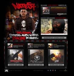 Rattos Locos Records Prepage by hNsM