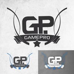 Gamepro. Logo by hNsM