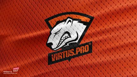 VIRTUS.PRO Wallpaper for esportsdock.com by hNsM