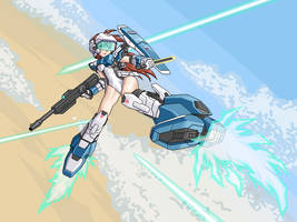 RTS-44 Soldius Girl