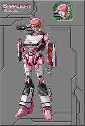Autobot Starlight by Cecihoney