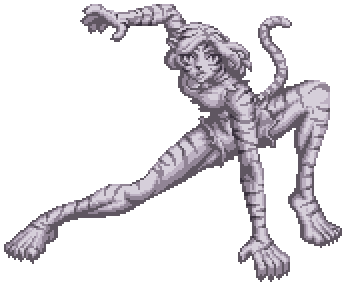 Tiger Girl by clest