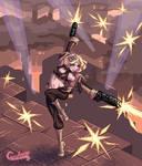 RO Gunslinger female for Ragnarok Online Brazilian