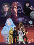 Star Wars for the Fantasy Tribute