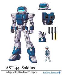AST-44 Soldius