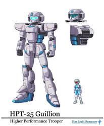 HPT-25 Guillion