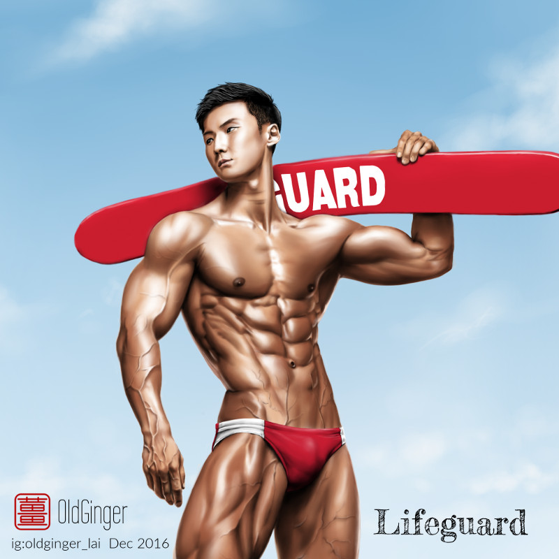 Lifeguard by oldginger