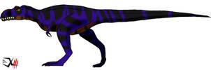 Tyrannosaur Rex ver2 by Dr-XIII