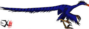 Lesser Velociraptor by Dr-XIII
