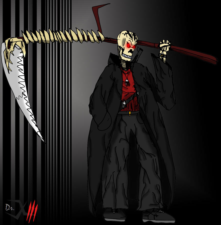 Grim Reaper by Dr-XIII