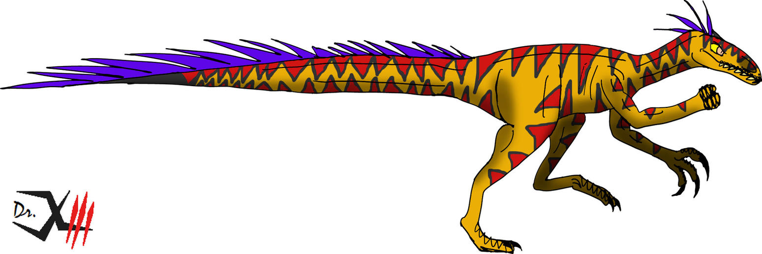 Sinraptor Dongi by Dr-XIII