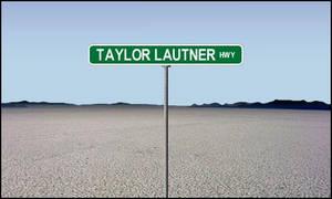 Taylor Lautner highway