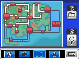 Hoenn map HGSS Style by Pokemon-Diamond