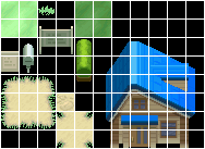 Pokemon BW tiles by Mucrush