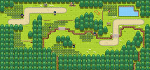Route 102 remake