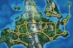 Sinnoh BW styled map
