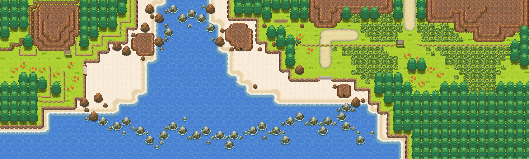 Route 118 remake