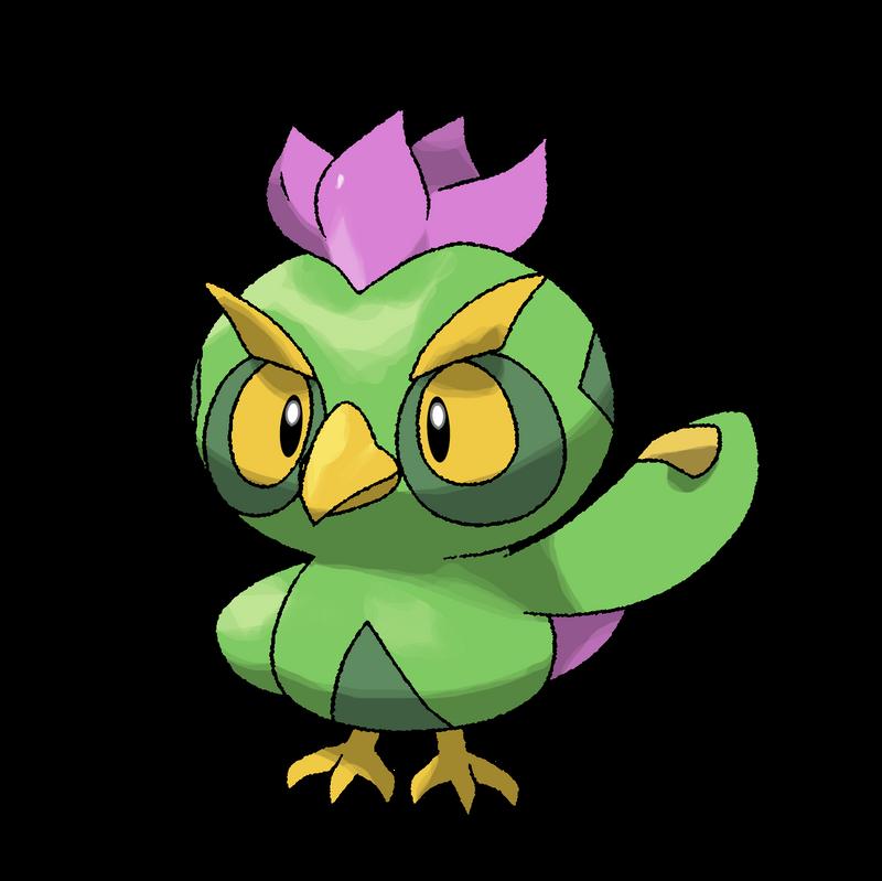 pokemon oryu
