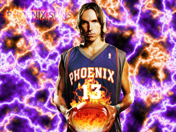 gallery for steve nash suns wallpaper